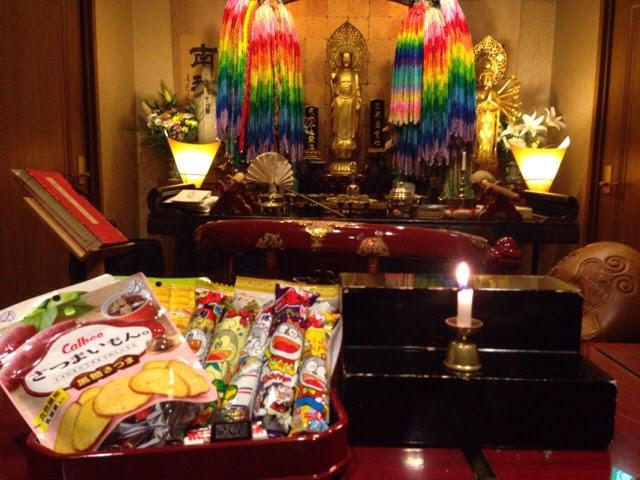 神奈川県のお施主様よりお菓子が届きました。