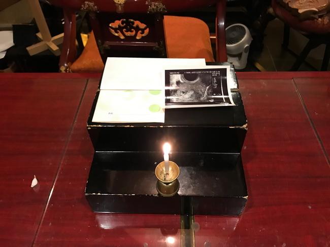 静岡県の方からエコー写真と母子手帳が届きました