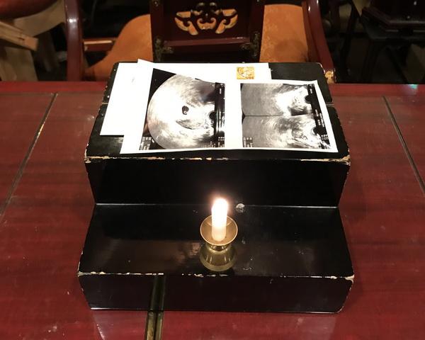 神奈川県の方からエコー写真とお手紙が届きました